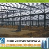 Almacén y taller del profesional y de la estructura de acero de la alta calidad