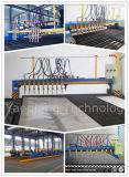Hohe Präzision CNC-Flamme/Plasma-Ausschnitt-Maschine