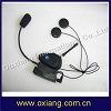 écouteur de casque d'intercom de Bluetooth de moto de 2000m avec FM, PTTs