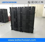 Le constructeur d'Afficheur LED de la Chine, P3.91mm a courbé l'Afficheur LED de location