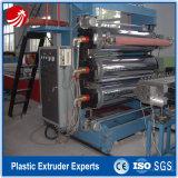 인공적인 PVC 대리석 장 단면도 밀어남 기계 선