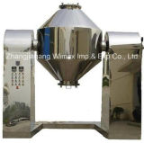 Mezcladora del polvo doble del cono