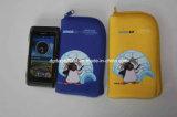 Haltbarer Neopren-Telefon-Beutel