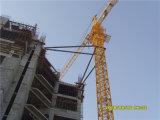China Marcação SGS grua-torre com ângulo de fixação para venda