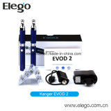 2015 EGO Hot Selling e Cigarette Kanger Evod 2 Kit с Evod Battery