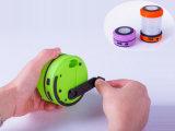 Фонарик напольной рукоятки перезаряжаемые гибкий 3W СИД пользы шатра ся с USB
