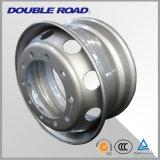 Prezzo d'acciaio cinese all'ingrosso della rotella della fabbrica 9.00X22.5 11.75X22.5 8.25X22.5 del cerchione
