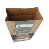 Bbq de la bolsa de papel del carbón de leña
