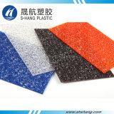 Qualitätsdiamant-Polycarbonat geprägtes Blatt mit hoher Auswirkung