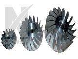 Pièces mécaniques d'acier inoxydable par Precision Casting et usinage