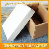 Boîte d'emballage du papier d'extension de cheveux
