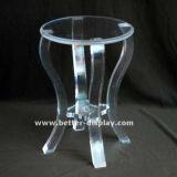 주문 투명한 플렉시 유리 의자