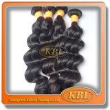 Produit capillaire indien de qualité de Kbl