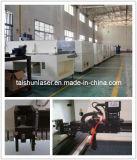 Auto-Fuss-Matten-Auto-Fußboden-Matten-Laser-Ausschnitt-Stich-Gerät