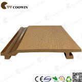 Деревянное плакирование стены высокого качества WPC влияния (TF-04W)