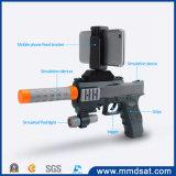 Jouet androïde de modèle de support de stand de téléphone de jeux d'iPhone du l'AR-Canon 3D