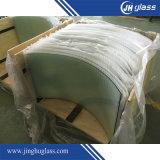 het Vlakke en Gebogen Duidelijke Geharde Aangemaakte Glas van 612mm voor de Deur van de Douche