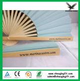 Ventilador do lado de papel presentes de casamento crianças DIY Ventilador artesanais de papel