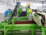 Высокий автоматический отход/используемая покрышка рециркулируя машину дробилки покрышки машины продукции с SGS Ce ISO9001