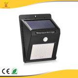 Indicatore luminoso esterno del sensore di movimento del giardino solare del prato inglese