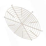 Ventilação de aço inoxidável de arame soldado grade do ventilador