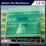 Bâtiment réfléchissante du film, film solaire, de la fenêtre Film de teinte, réfléchissant film de fenêtre pour la construction, Film d'isolation thermique