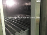 Congelador de túnel para principal da máquina de processamento de carne de marisco