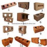機械粘土の煉瓦作成機械価格を作るHr2-10 Legoの自動油圧空の連結のブロック