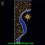 Decoración de la calle Iluminación al aire libre del LED Lámpara de neón flexible