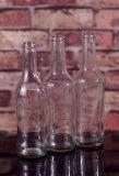 750ml progettano la bottiglia per il cliente della vodka