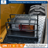 China 3.5ton todo fora do Forklift 4W Diesel do terreno da estrada