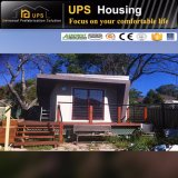 Sudáfrica Fold-Able un dormitorio Casa con jardín prefabricadas