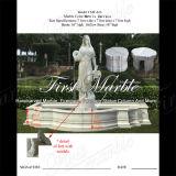 De Fontein van het Standbeeld van Carrara van Metrix voor Ambacht mf-636