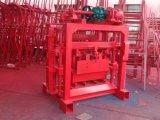 Qt4-40 12000PCS/Day生産能力の半自動空のブロック機械