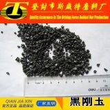 Schuurmiddelen & Vuurvaste Zwarte Gesmolten Alumina van de Grondstof met Al2O3 85%