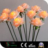 가정 훈장을%s LED 가벼운 로즈 꽃