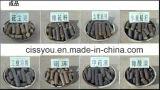 Pallina di combustibile della mattonella della biomassa di riciclaggio dei rifiuti dell'azienda agricola della Cina che fa macchina