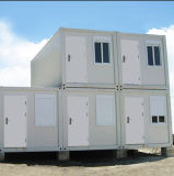 Conteneur Flat Pack Chambre préfabriqués pour la construction de maisons