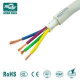Câble de 16mm 4 Core/2 Core câble PVC de 16 mm/16mm Prix de câble électrique