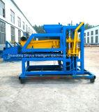 Macchinario di pavimentazione concreto automatico Qt4-15