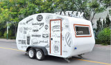 De Verkoop van de Vrachtwagen van de Keukens van de Bevordering van Kerstmis/de Kleine Bestelwagens van het Voedsel voor Verkoop