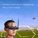 Vendedor quente Spexman dois óculos de proteção sem fio do vídeo da diversidade 5.8GHz de Spx02 Fpv