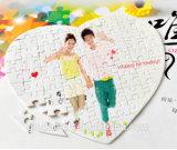 Kundenspezifisches Foto-Abbildung-Puzzlespiel mit personifiziertem Geschenk