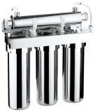 紫外線滅菌装置QY-UFUV04が付いている4つの段階UF水フィルター