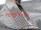 700BHN de la excavadora de buena calidad de los botones de desgaste de la cuchara para la protección de desgaste