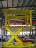 Coche hidráulico el aumento de la plataforma con CE