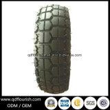 3.50-4 Il carrello gonfiabile spinge la rotella di gomma pneumatica per la carriola