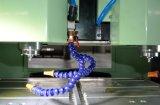 Perfil vertical de la construcción que muele y que trabaja a máquina Center-Px-430A