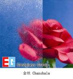 Teste padrão/rolo/vidro rolado/do edifício Chanshala