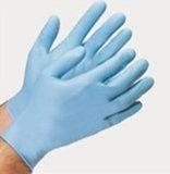 De beschikbare Handschoen van het Werk van Nitril van het Examen